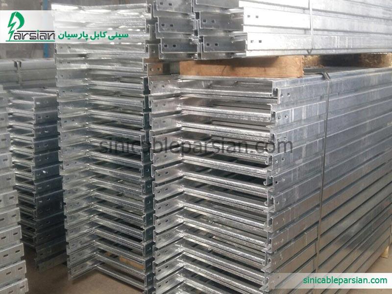 تولیدکننده انواع نردبان کابل