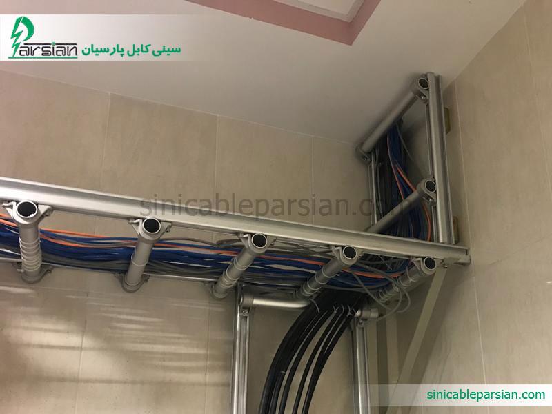 مشخصات فنی نردبان کابل
