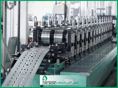 تولید کننده سینی کابل در تهران